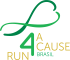 RUN 4 A CAUSE Logotipo